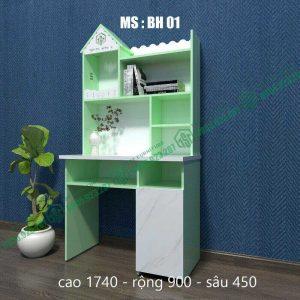 Bàn nhựa học sinh BH01 A45