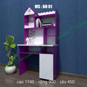Bàn nhựa học sinh BH01 A27