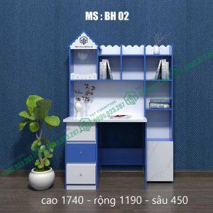 Bàn nhựa học sinh BH02 A44