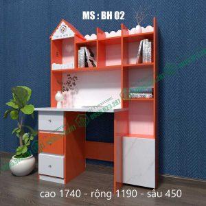 Bàn nhựa học sinh BH02 A12