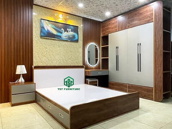 Giường ngủ đài loan cao cấp tại đà nẵng