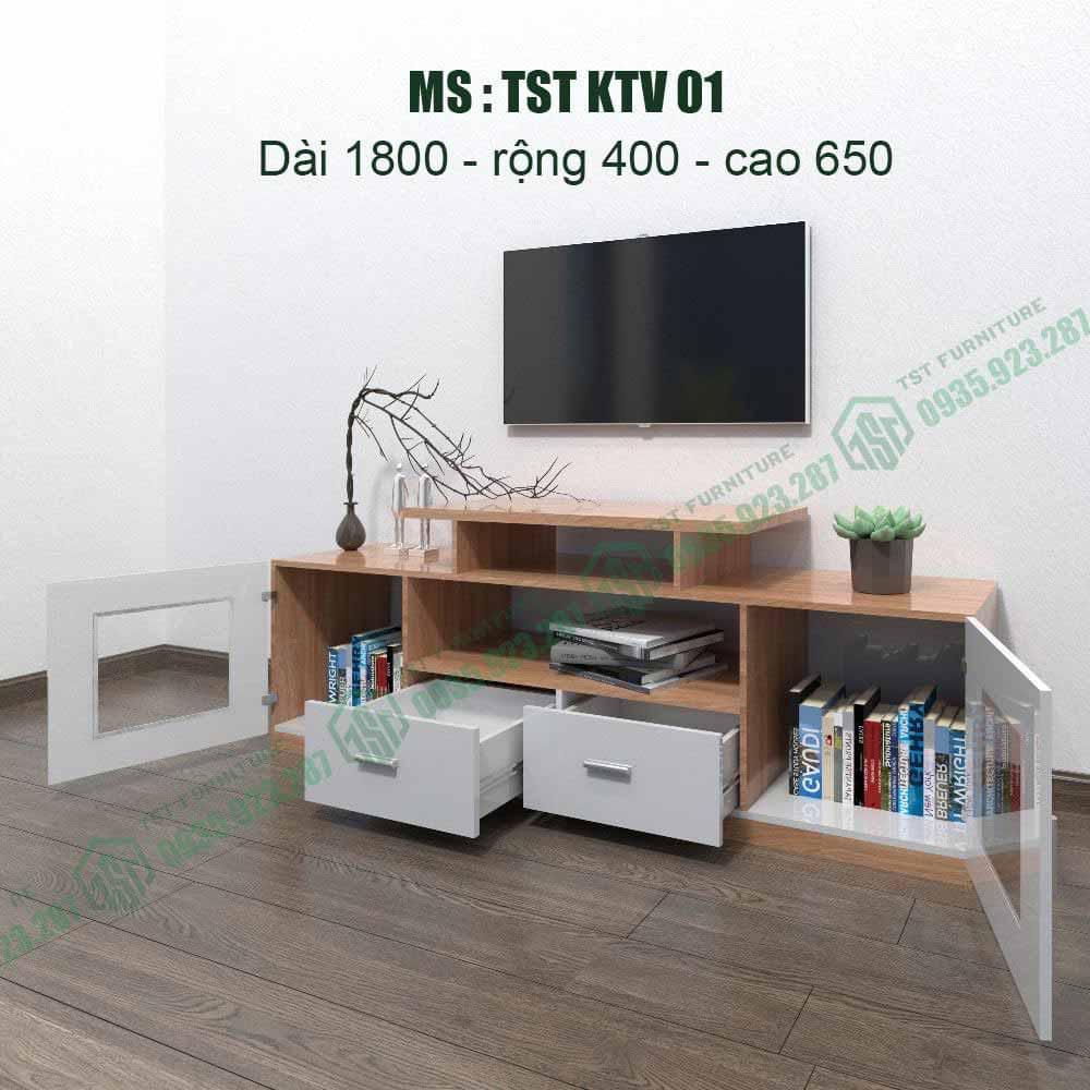 Kệ TiVi Nhựa Đài Loan TSTKTV01