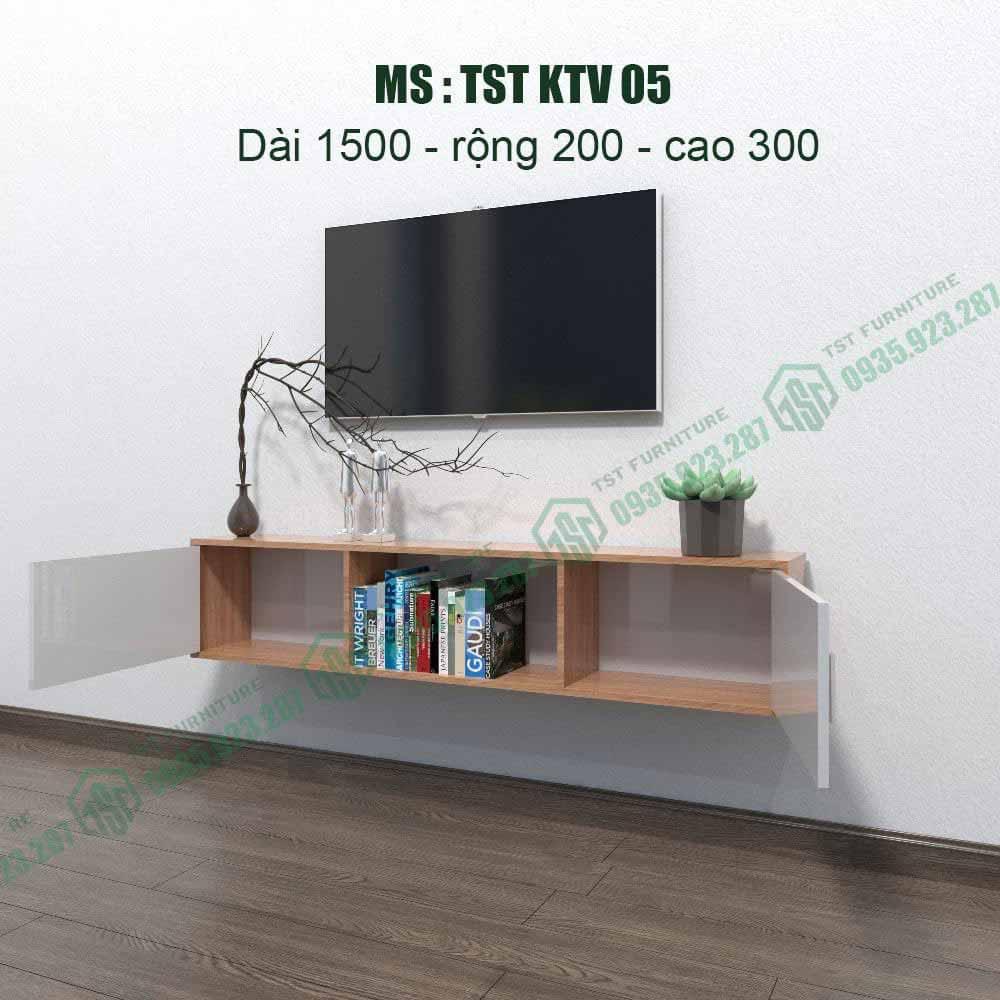 Kệ TiVi  nhựa Đài Loan TSTKTV05