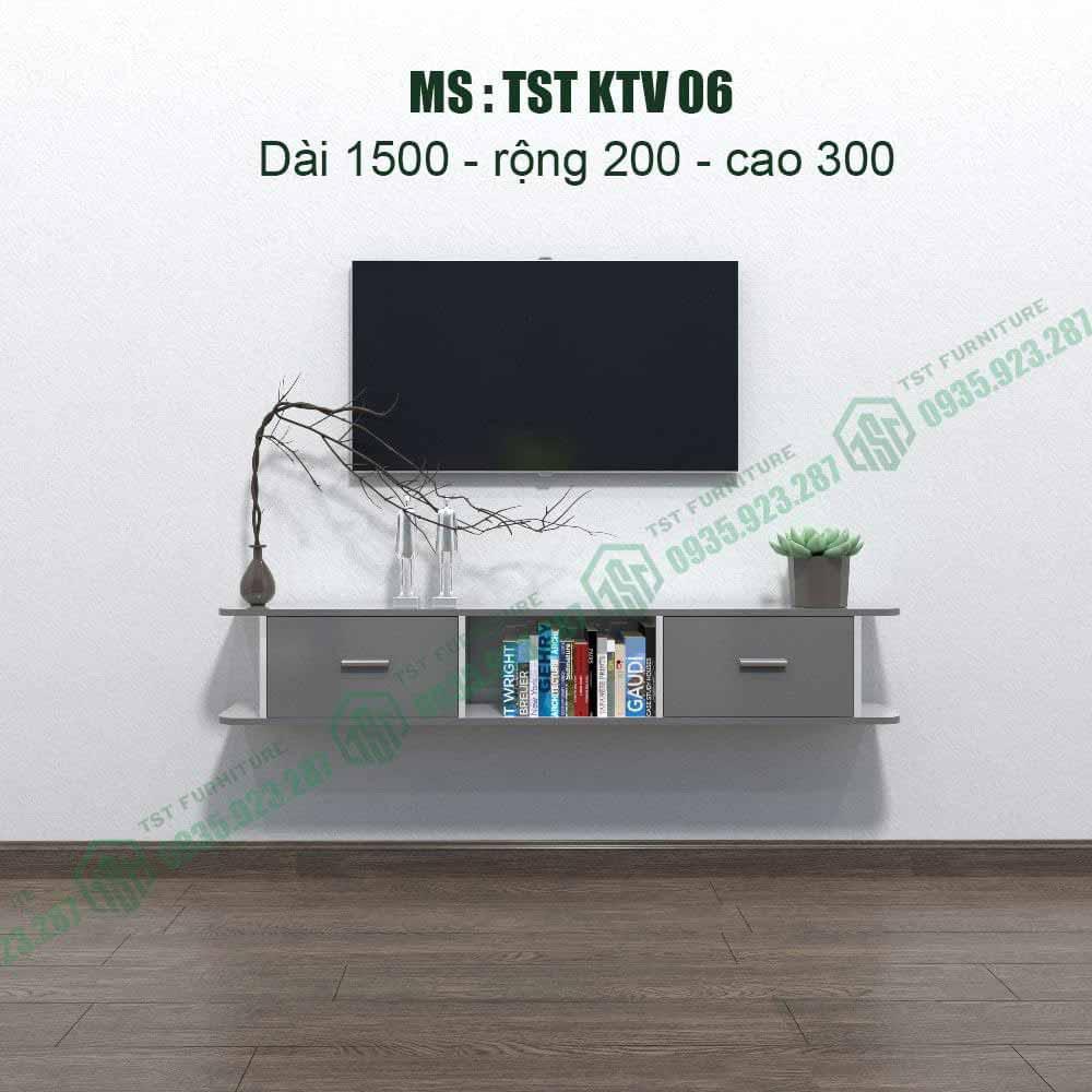 Kệ TiVi nhựa Đà Loan TSTKTV06