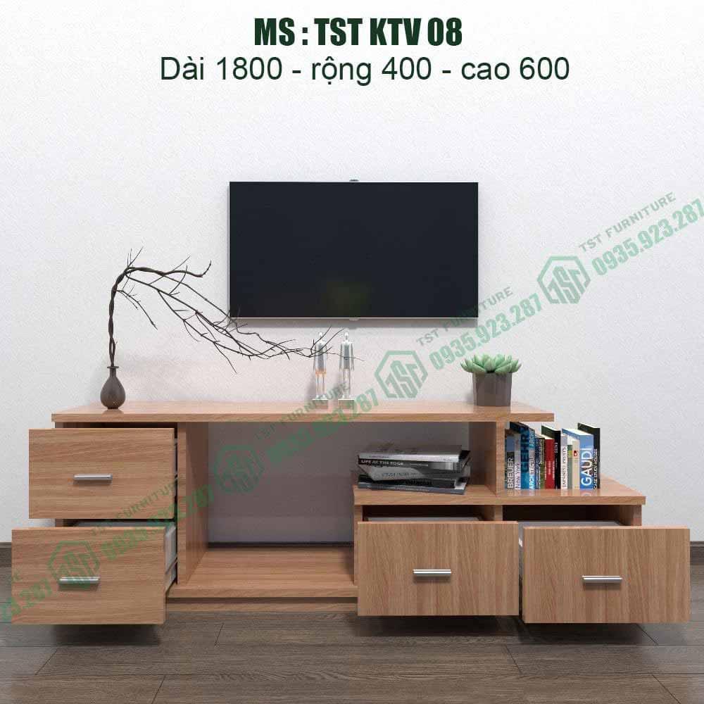 Kệ TiVi nhựa Đài Loan TSTKTV08