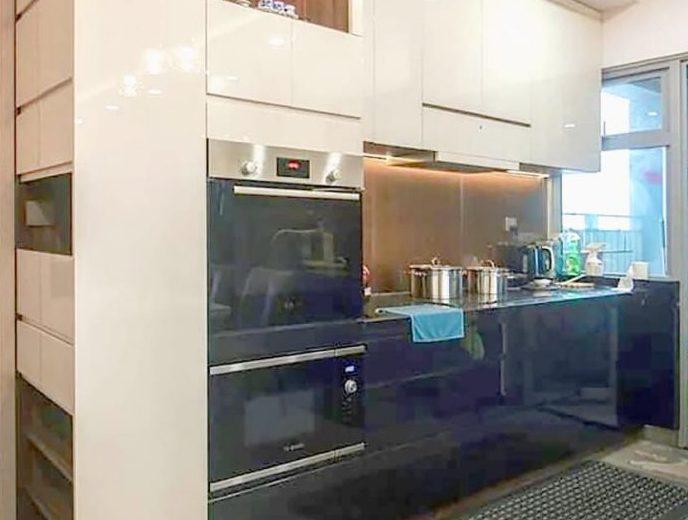 Tủ Bếp Nhựa Đài Loan Cao Cấp TB06