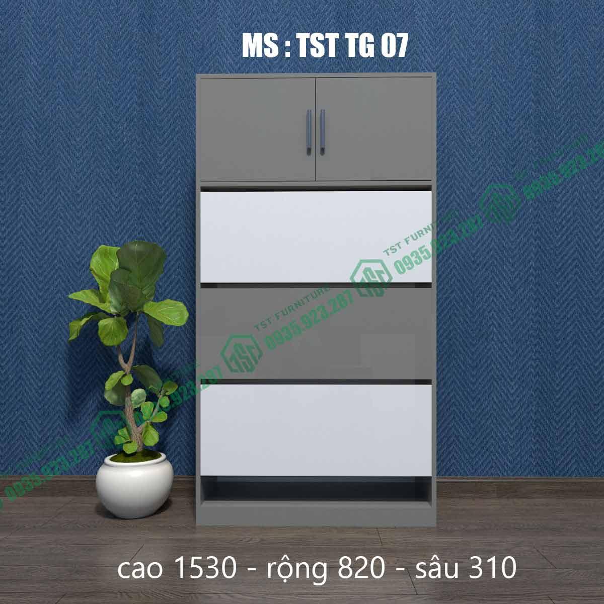Tủ giày thông minh TSTTG07-1