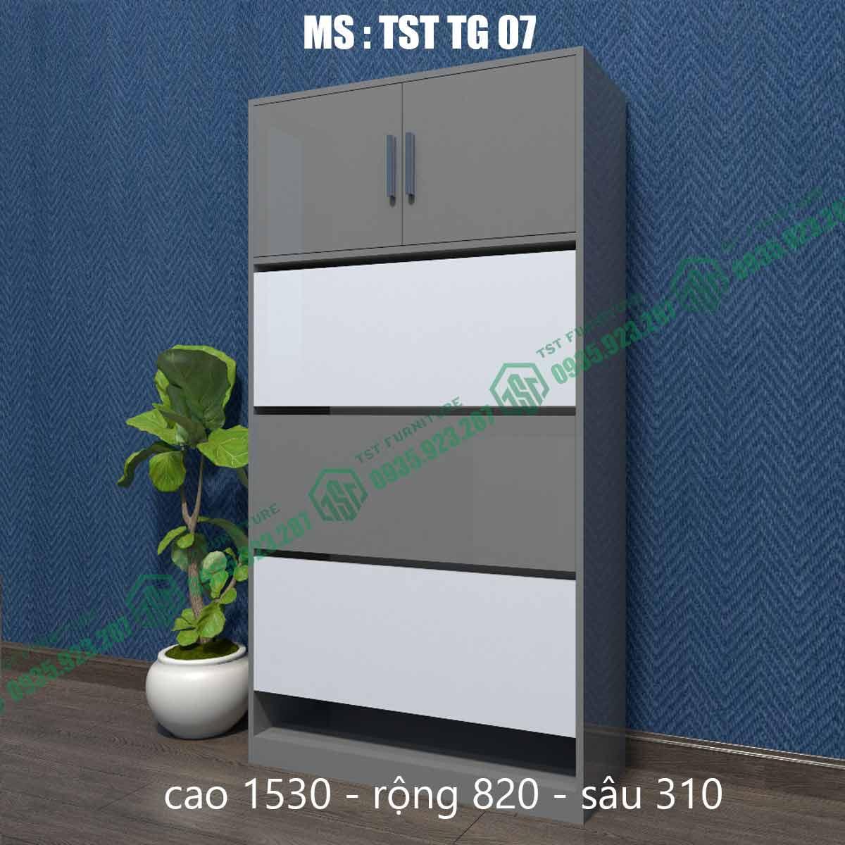 Tủ giày thông minh TSTTG07-2
