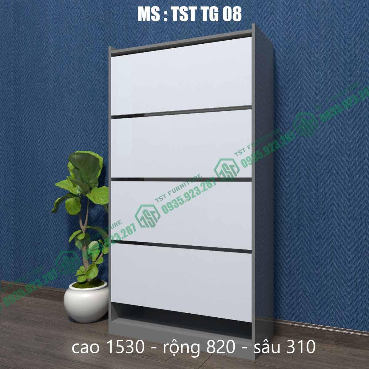 Tủ giày thông minh TSTTG08-2