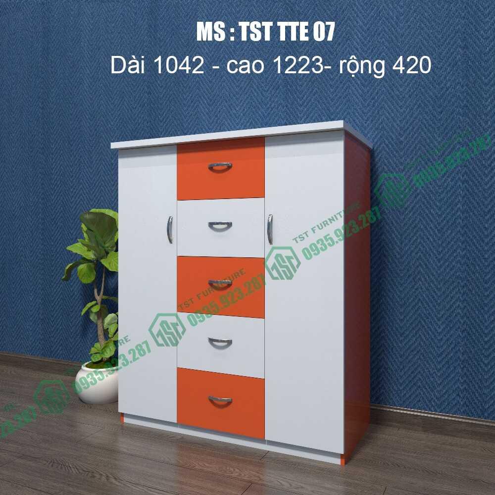 Tủ quần áo Trẻ em TST TTE07-11