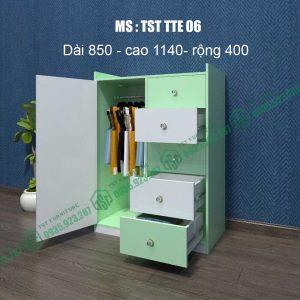 Tủ quần áo Trẻ em TST-TTE06