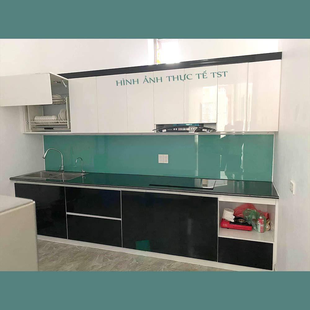 Mẫu thiết kế tủ bếp nhựa Chinhuei Đà Nẵng TB16