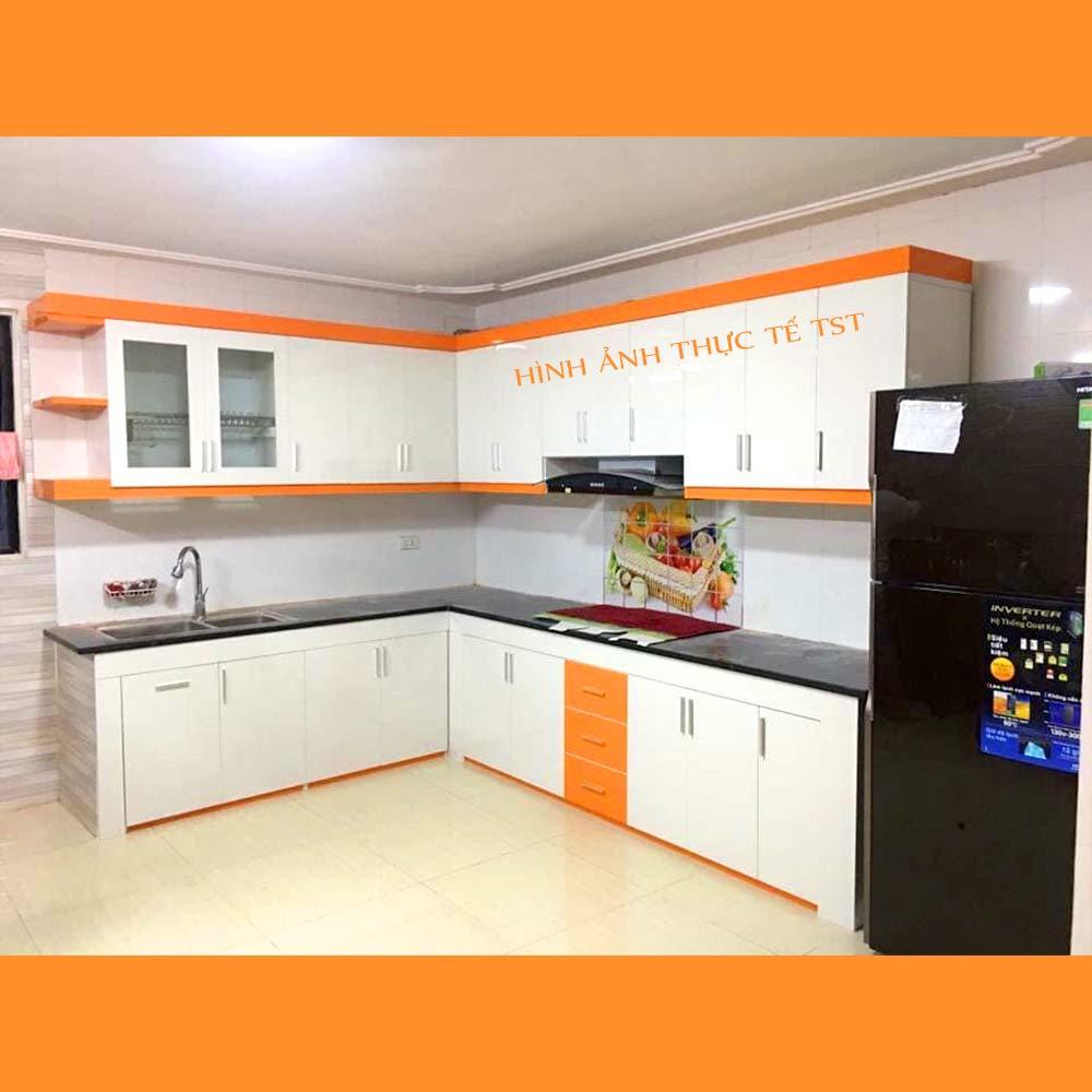Tủ Bếp Đà Nẵng TB12