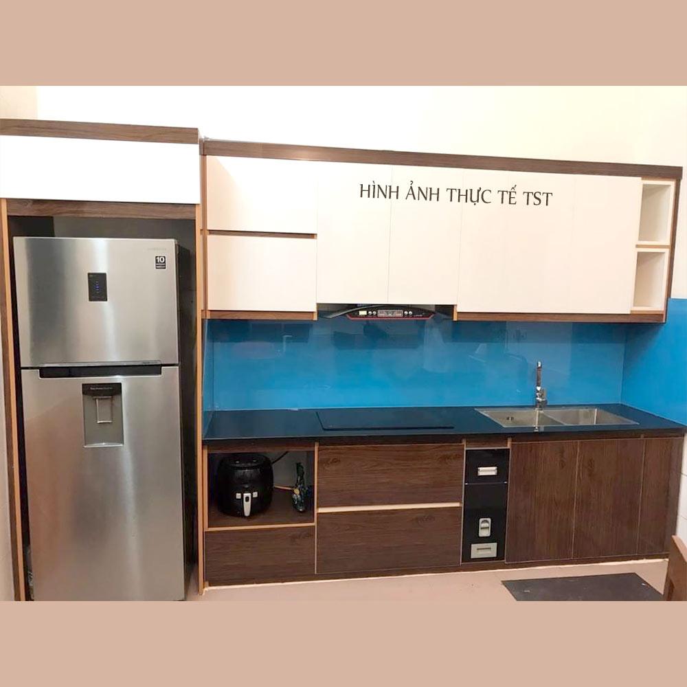 Báo giá mét dài tủ bếp nhựa đài loan tại đà nẵng