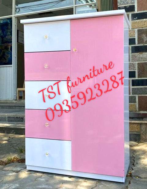 tủ quần áo nhựa cho bé gái đà nẵng 6