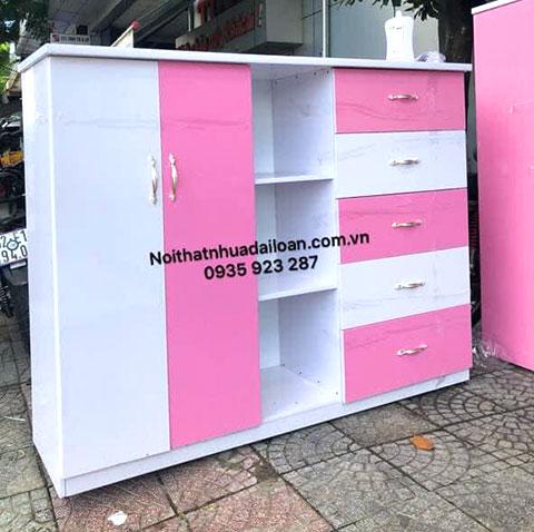 tủ quần áo nhựa cho bé gái đà nẵng 7