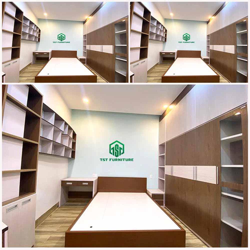 【Mã BNTTST01】Bộ Nội Thất Nhựa Đài Loan Đà Nẵng
