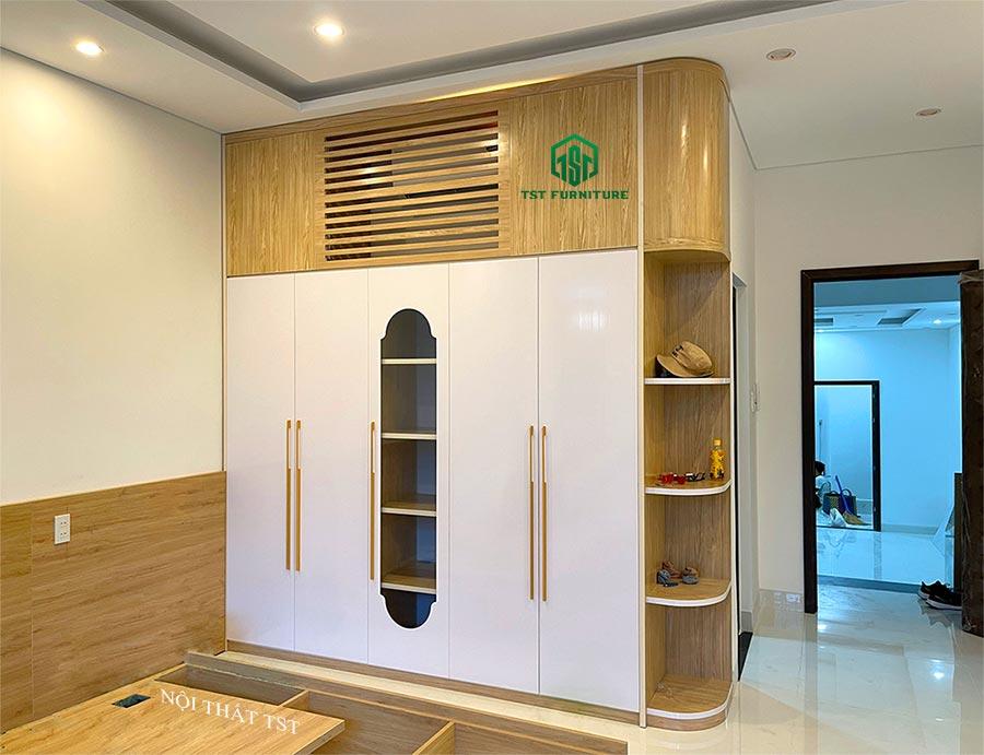Thiết kế & Thi Công Nội Thất Phòng ngủ Tại Đà Nẵng [Dự Án Thực Tế TST]