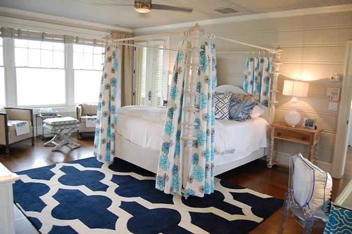 Mẫu nội thất phòng ngủ cổ điển châu âu đẹp