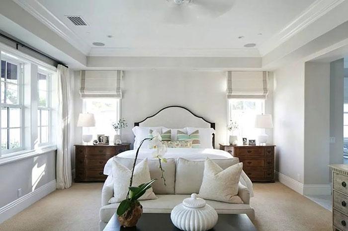 Mẫu nội thất phòng ngủ theo cổ điển Châu Âu