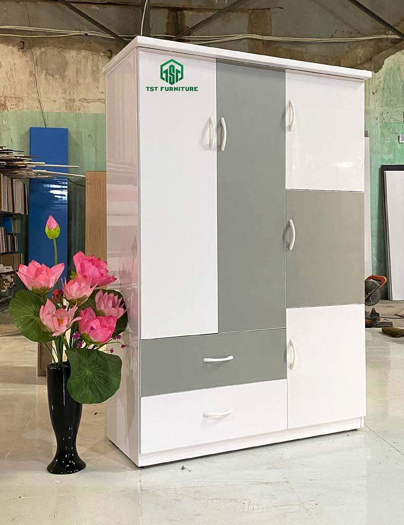 Mẫu tủ dành cho bé trai tại Đà Nẵng đẹp