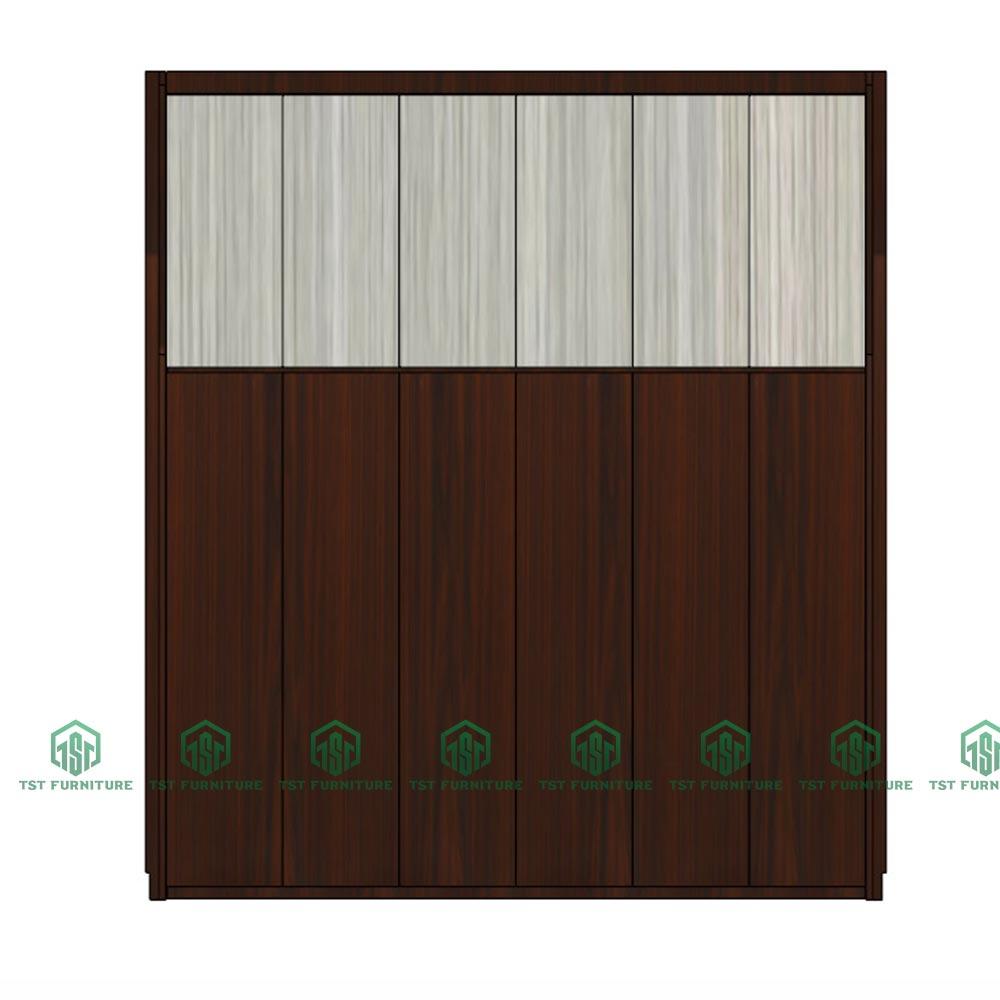 Mẫu tủ nhựa do TST thiết kế theo yêu cầu tại đà nẵng 1