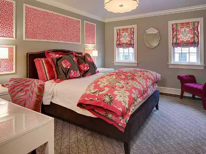 Mẫu ý tưởng thiết kế phòng ngủ cổ điển 2 700x525