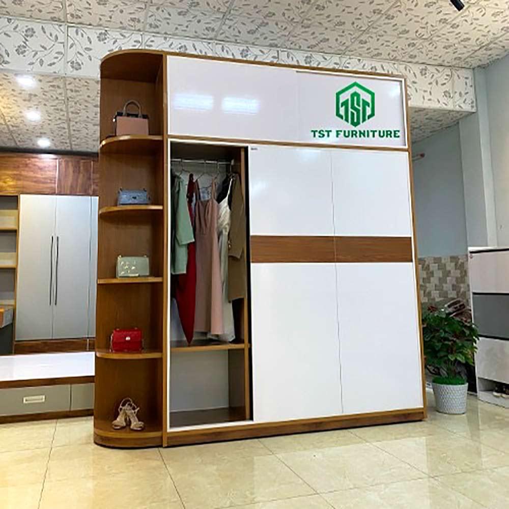 Tủ cửa lùa Đà Nẵng TCL