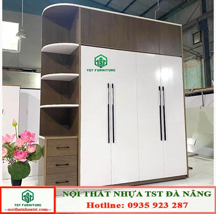 101 Tủ quần áo nhựa Đài Loan Tại Đà Nẵng 【Đại Lý phân phối Tủ nhựa chất lượng】