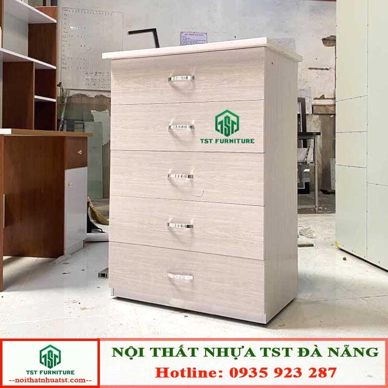 giá tủ quần áo nhựa 5 ngăn kéo tại đà nẵng