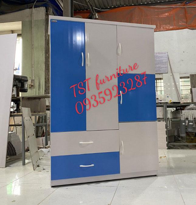 mẫu tủ nhựa đài loan giá rẻ dành cho bé trai tại Đà Nẵng