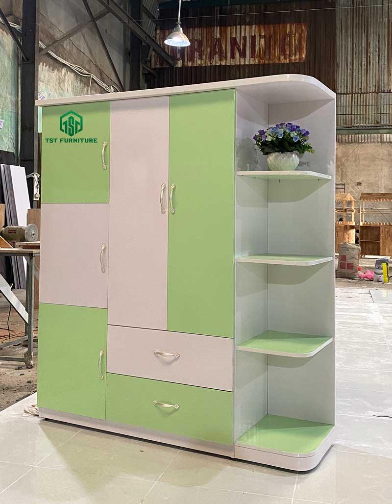tủ đựng đồ bằng nhựa Đài Loan đẹp cho bé trai tại Đà Nẵng